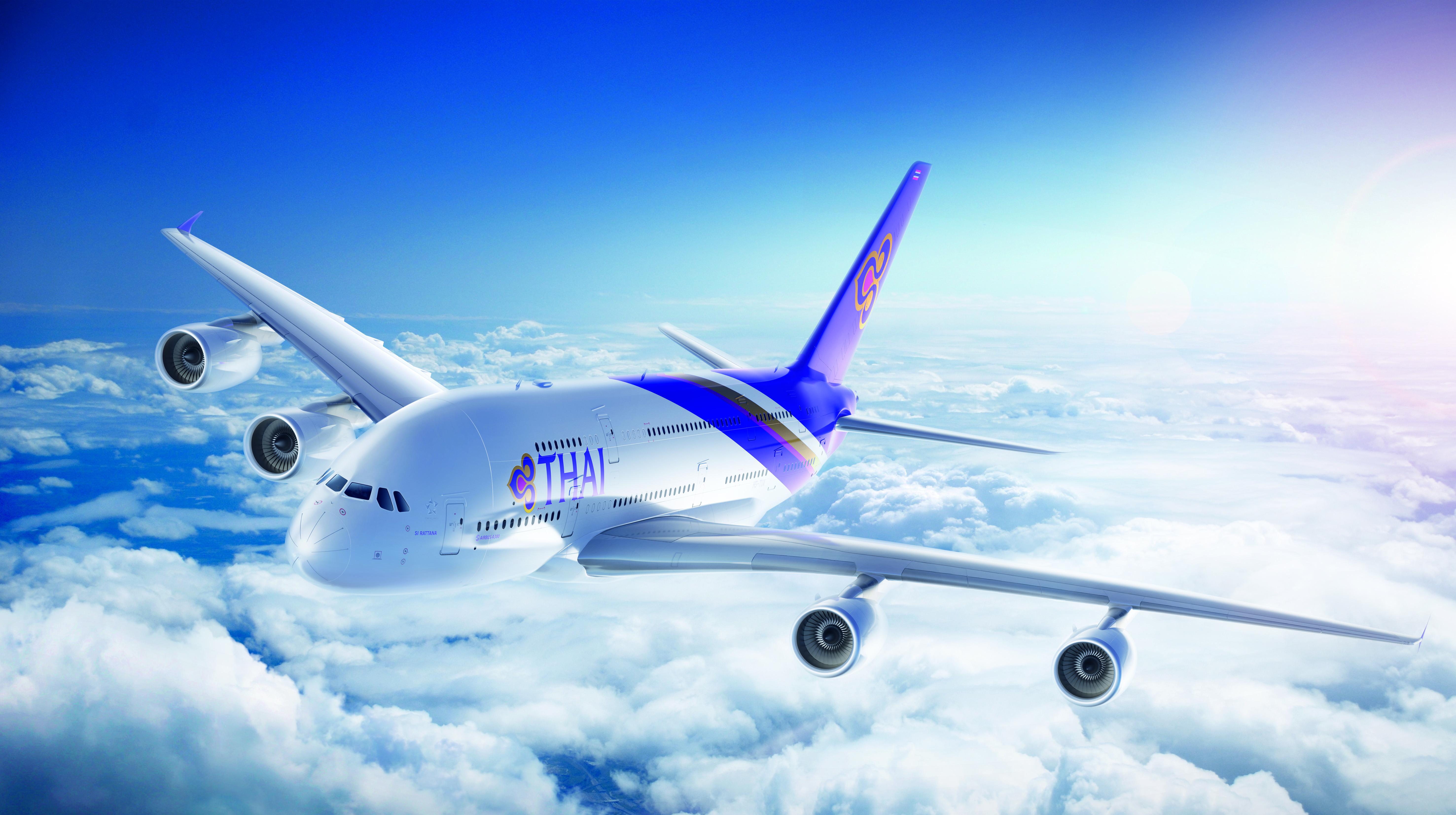 タイ国際航空様 オフィシャルサポーターに就任!