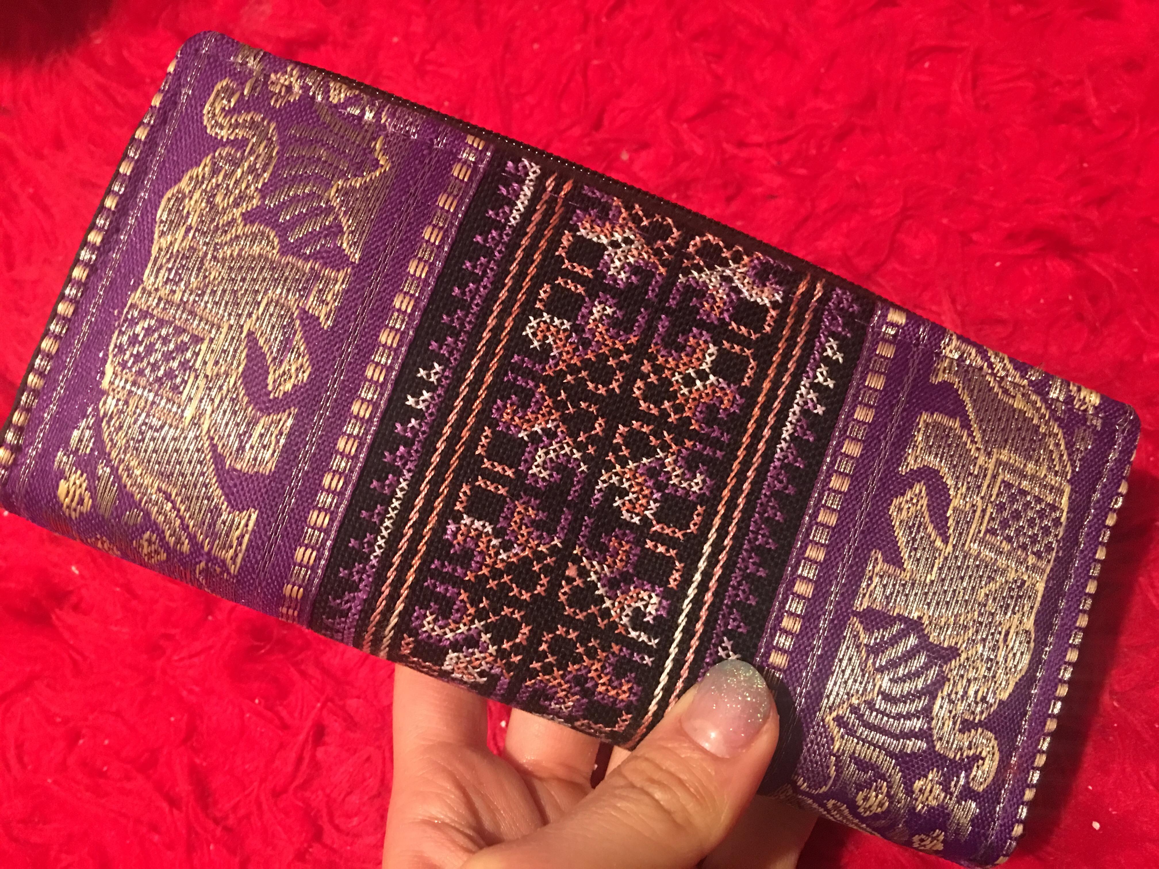 ヴィエンナの財布