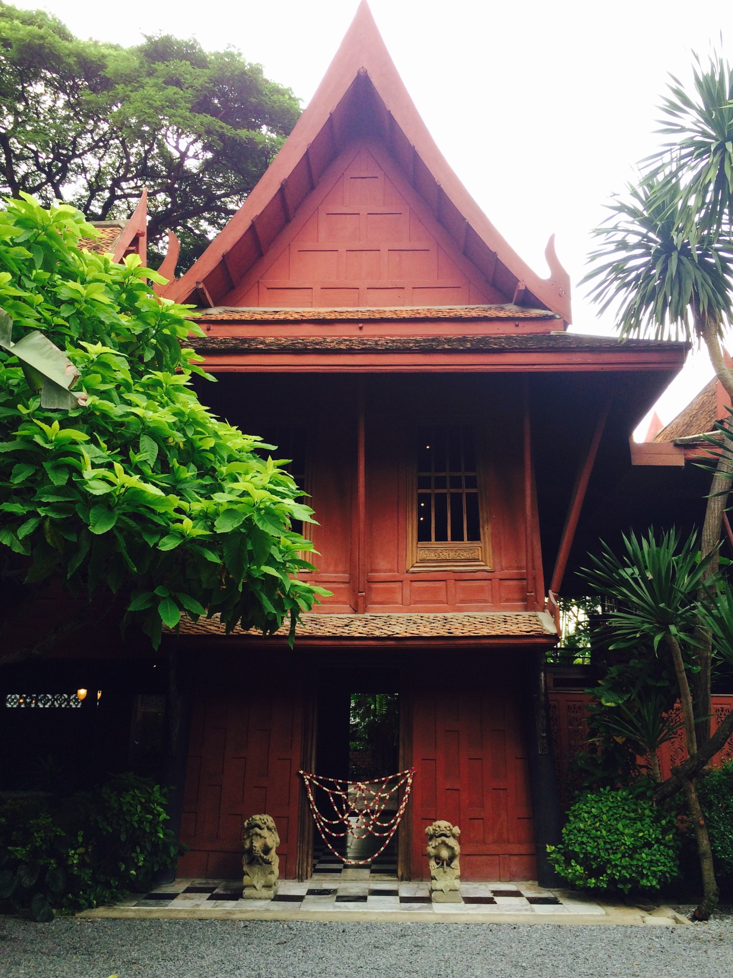 The Jim Thompson House &Museum