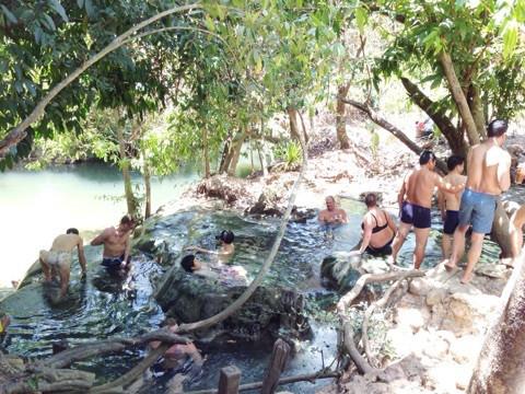 クラビ天然温泉1