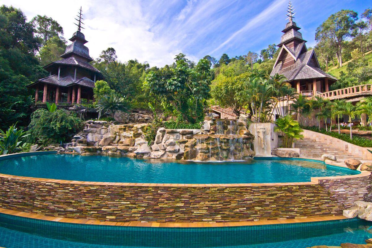 チェンマイ最大のリゾートホテル『Panviman Spa Resort』で女子旅♪