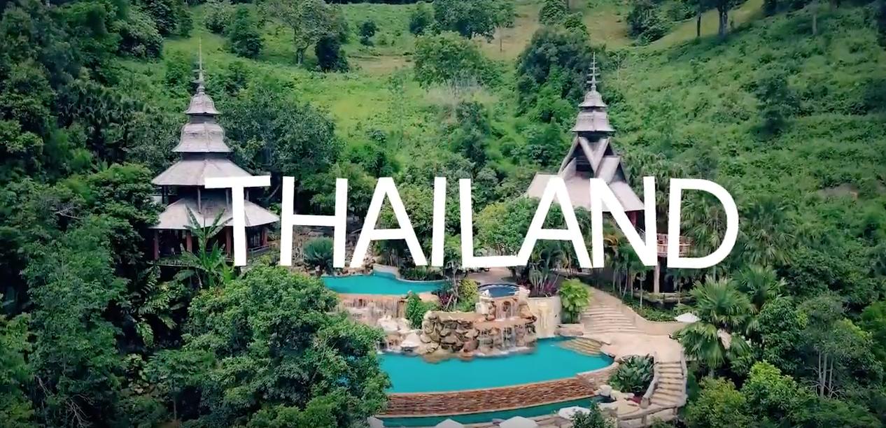 行きたくなる旅動画「チェンマイ女子旅」制作しました。