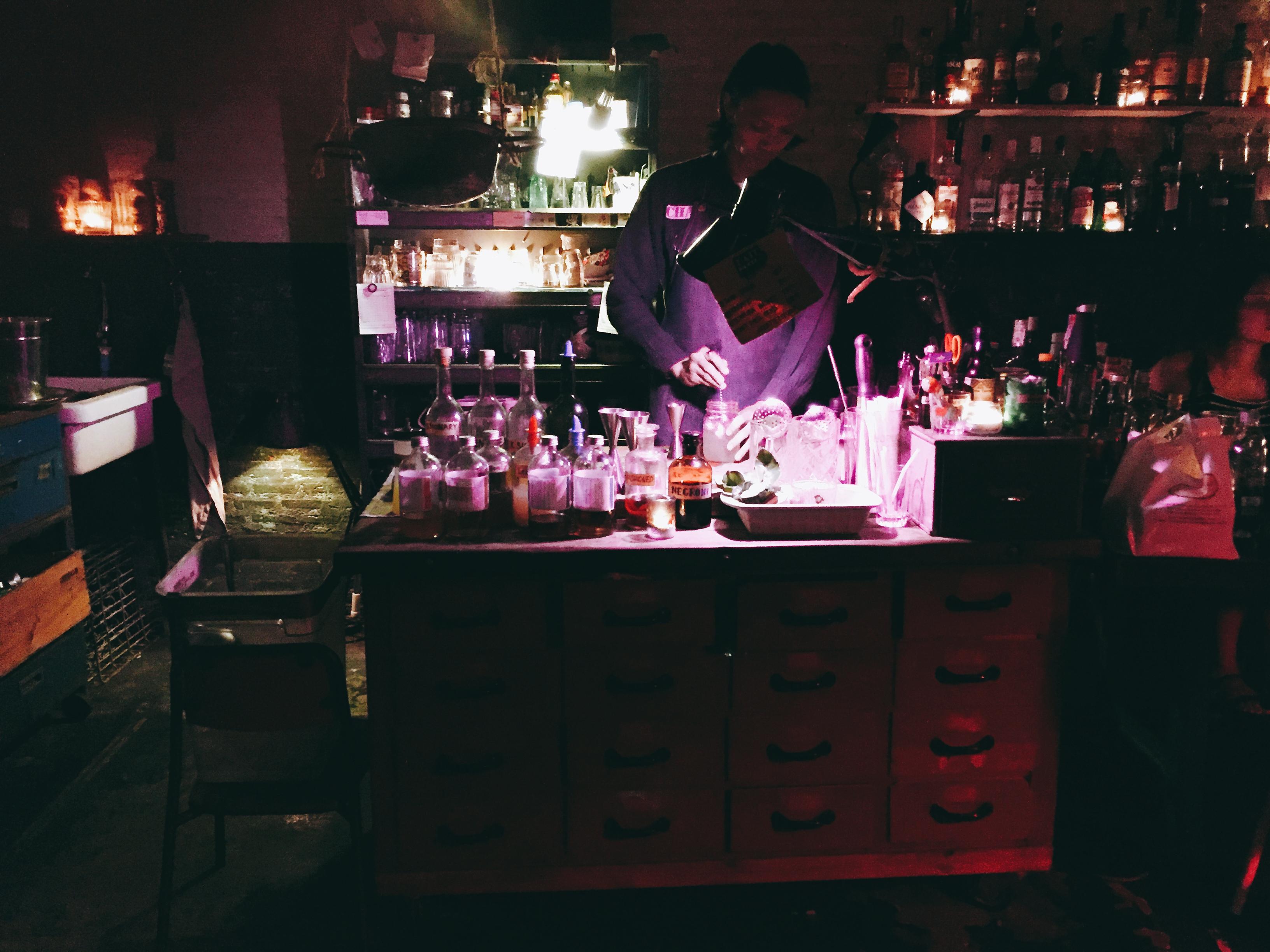 カクテルラバーの為の隠れ家Bar Sugar Ray