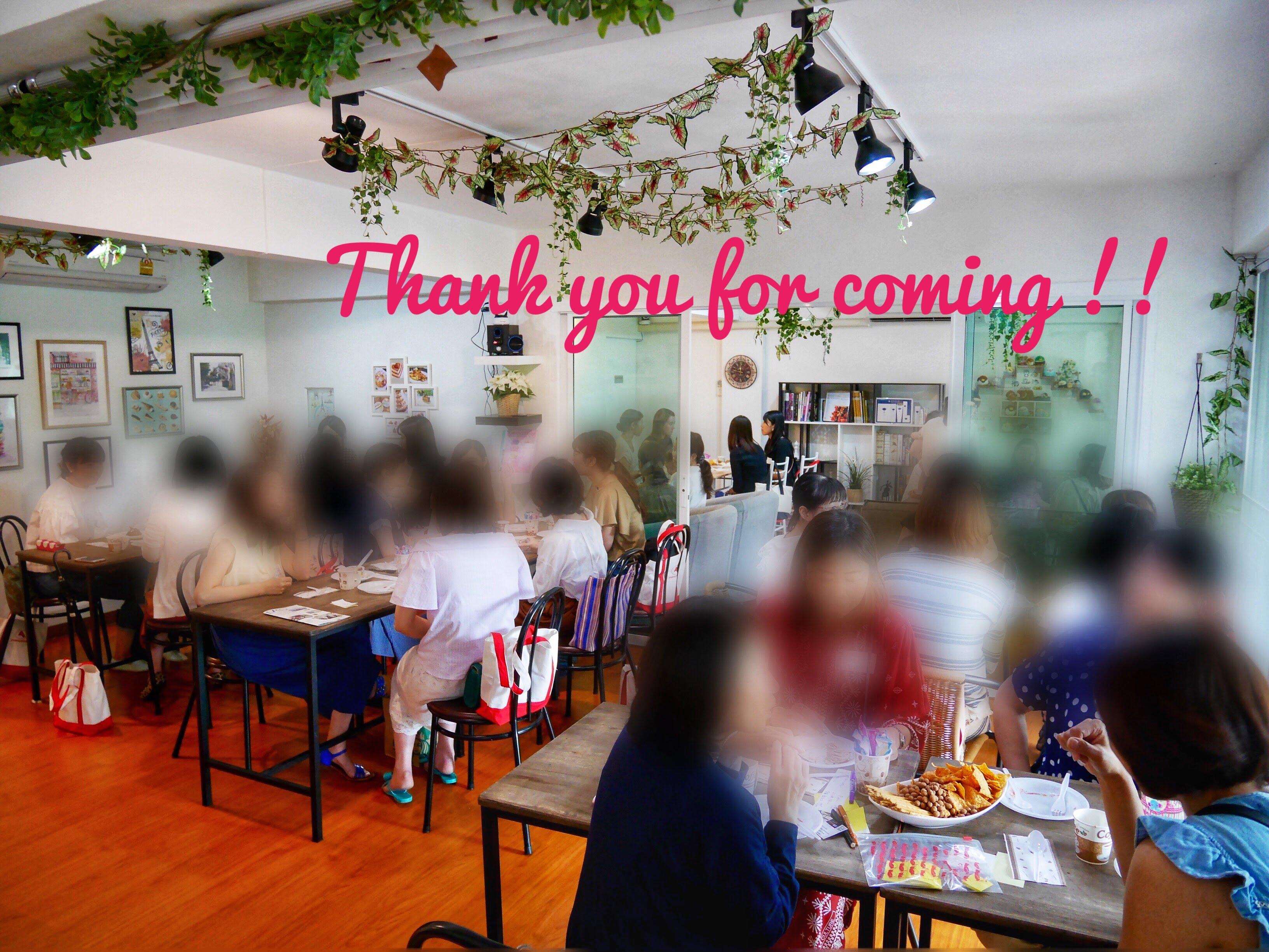 【報告】THAI女子MeetsUpイベント@Bangkok開催しました!
