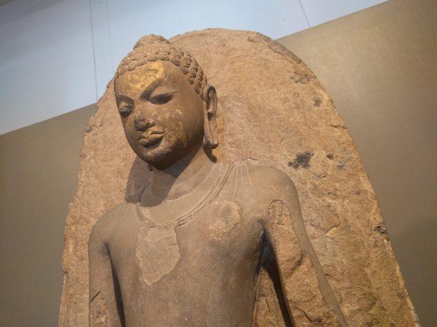 バンコク国立博物館の仏像