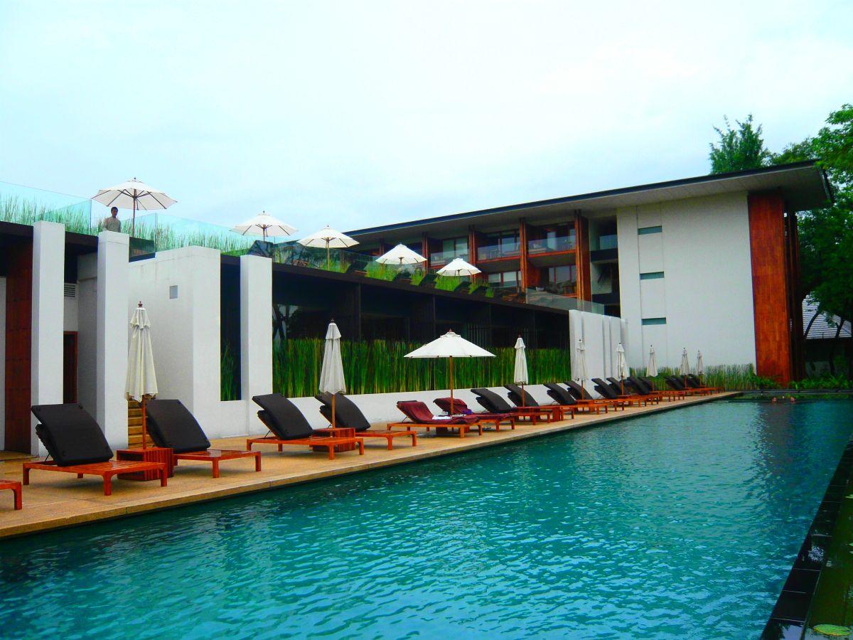 大人リゾートAnantara Chiang Mai Resort