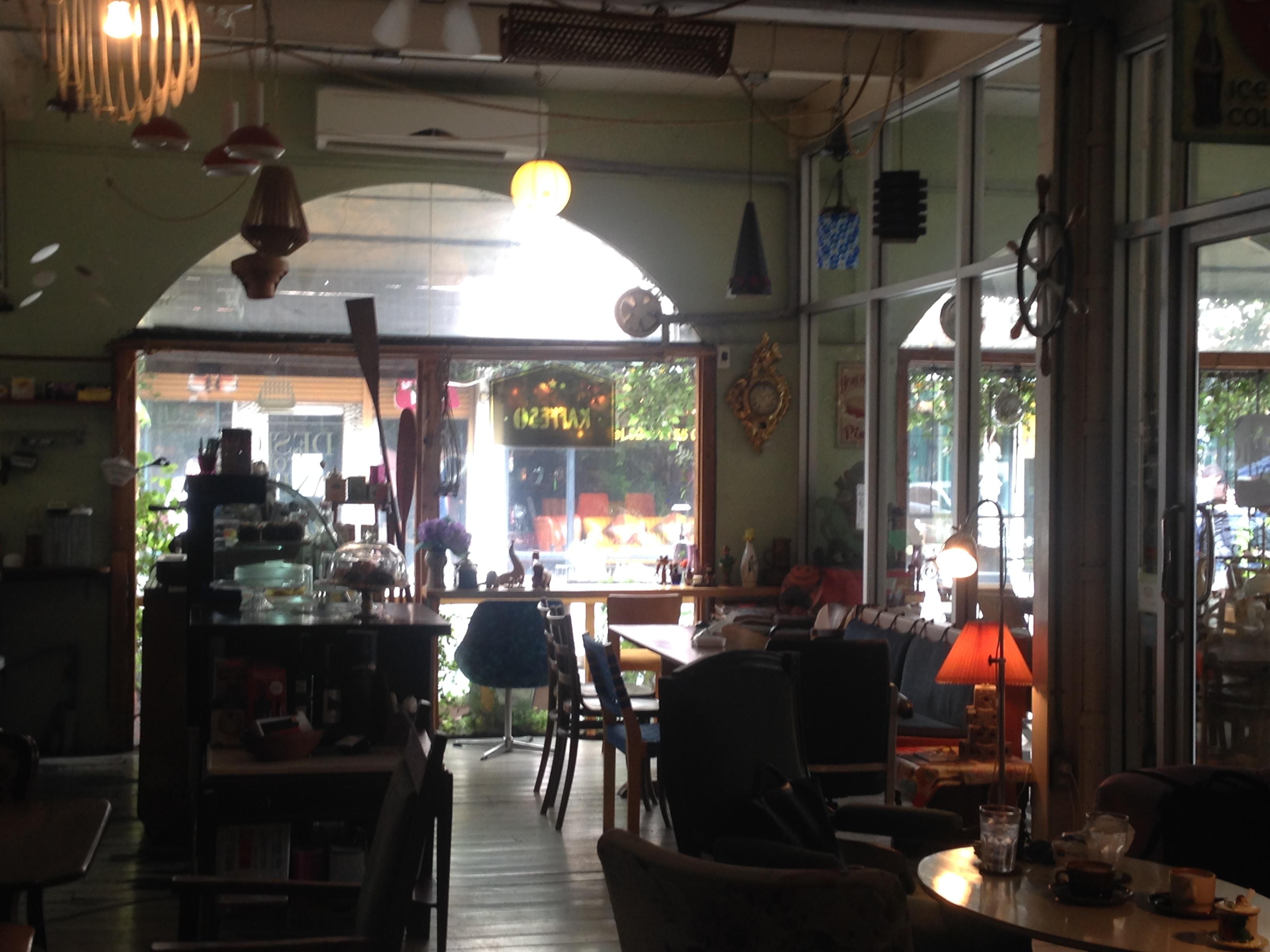 【バンコク-カフェ】Kaffe 50