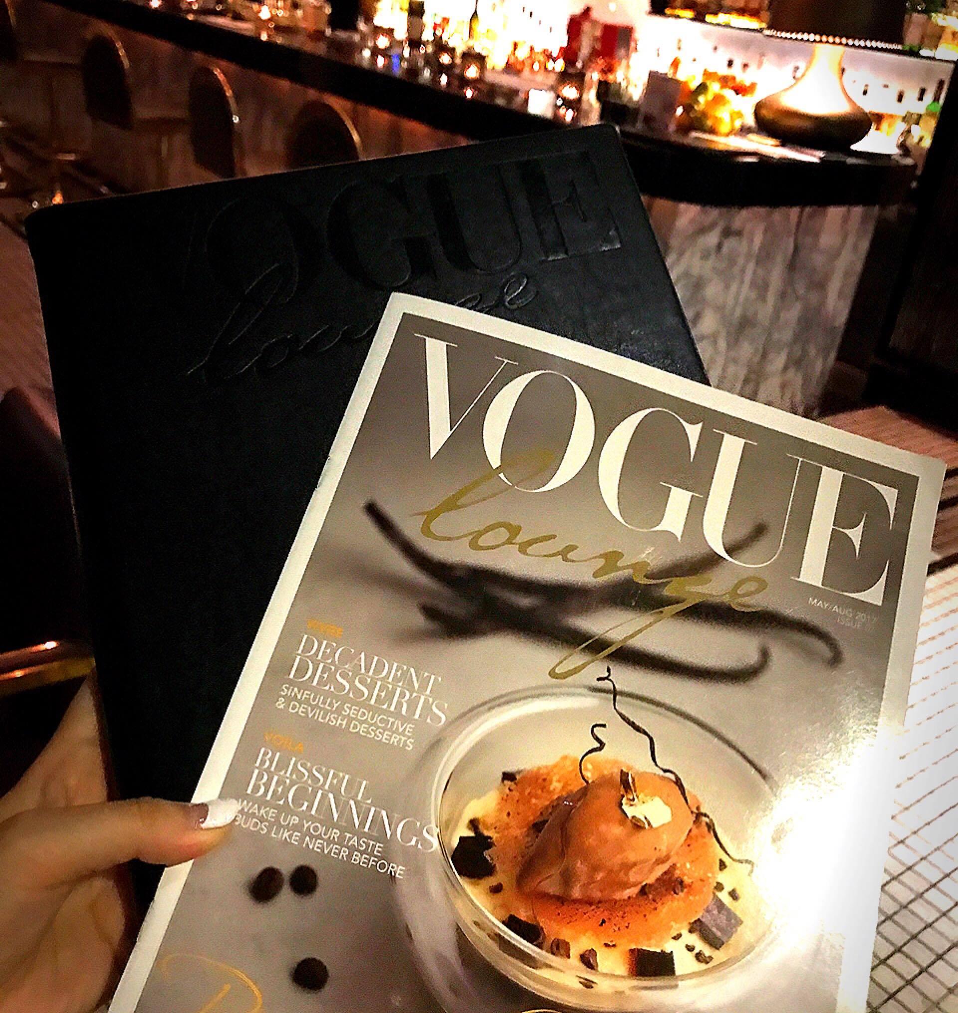 オシャレ女子は要チェック、VOGUE Lounge Bangkokをご紹介♪