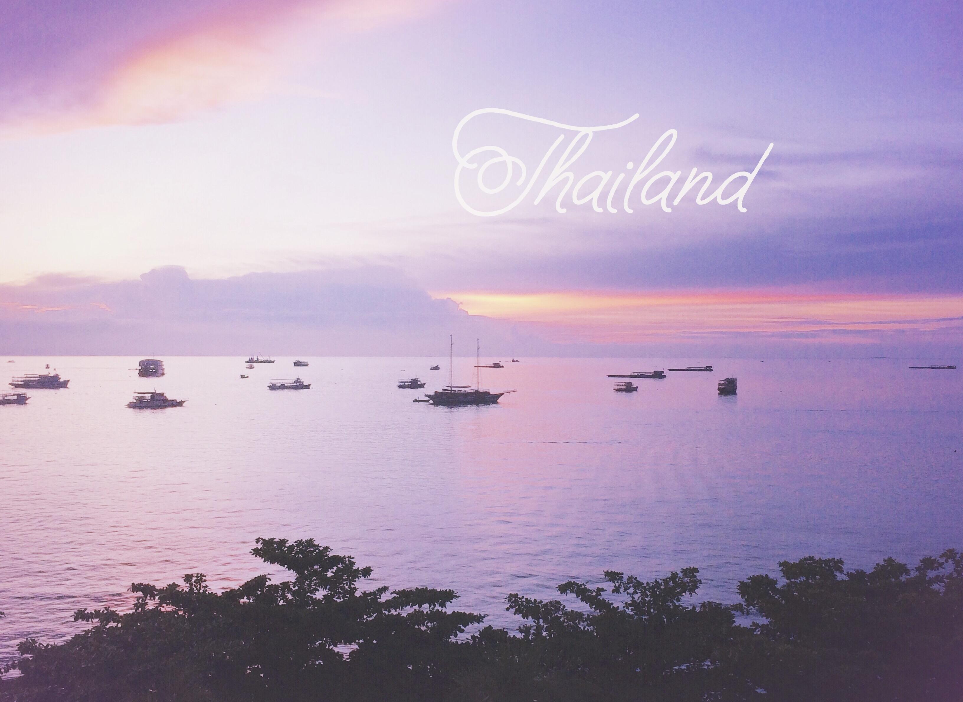 女の子の「好き」がいっぱい♡Thailand
