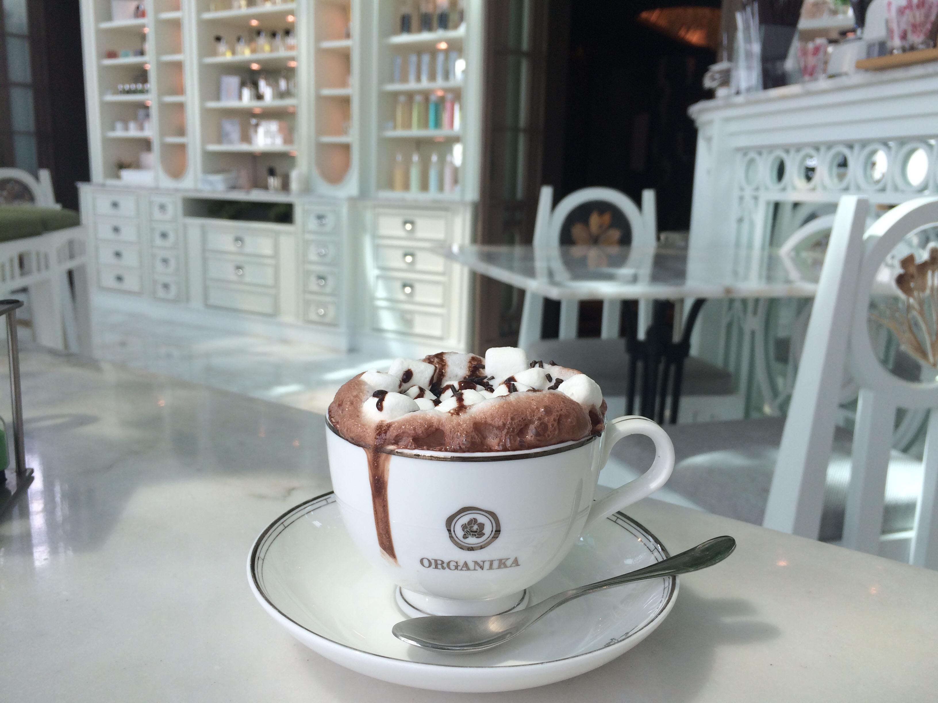 お姫様気分になれる真っ白なカフェ、ORGANIKA HOUSEに行ってみた♡