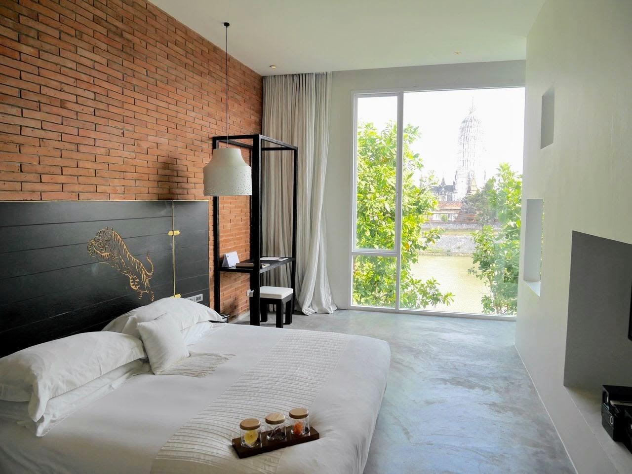 部屋からアユタヤ遺跡が見える絶景ホテル、sala ayutthaya(サラ アユタヤ)