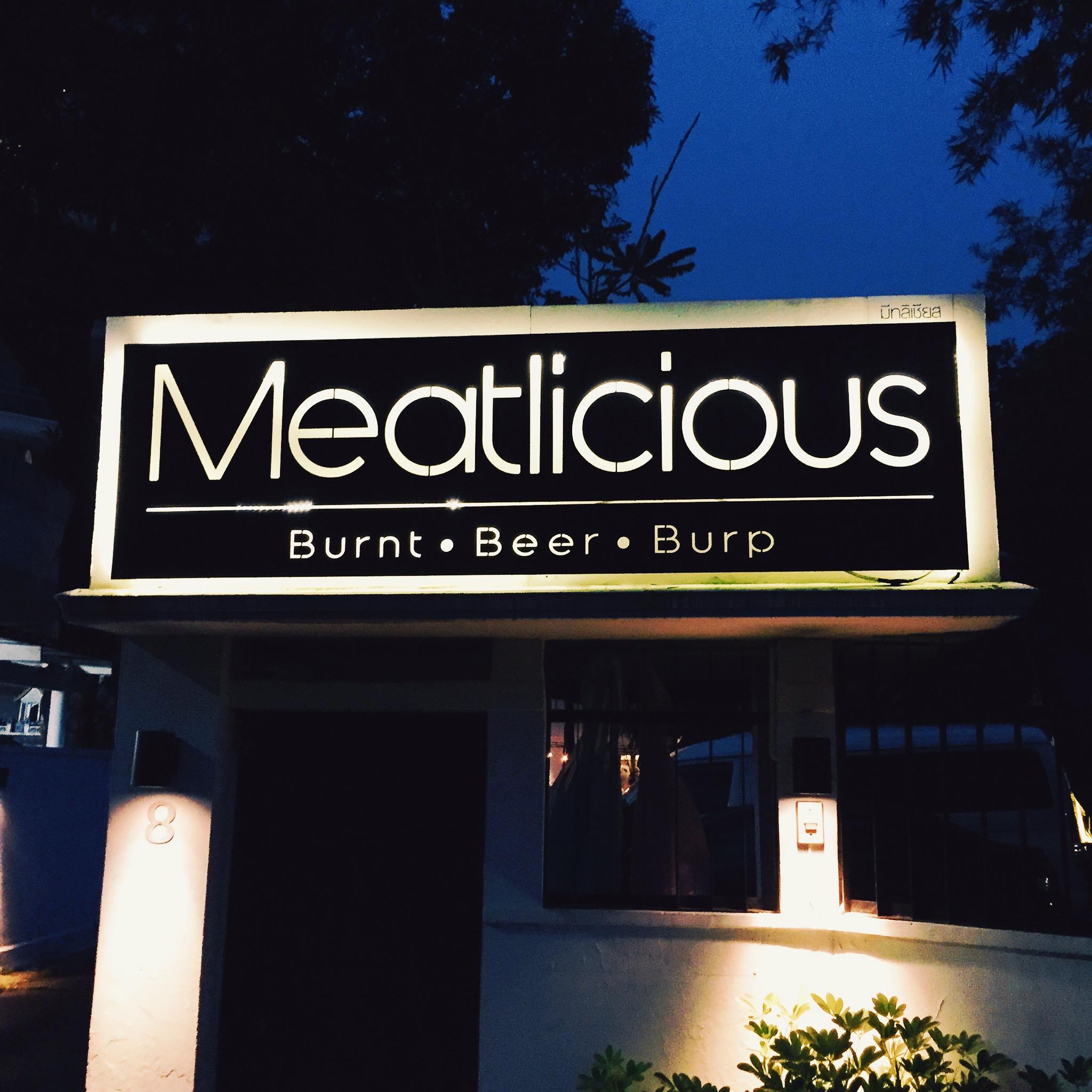 アジアNo.1シェフプロデュースのカジュアルミートダイニング『Meatlicious』をご紹介♪