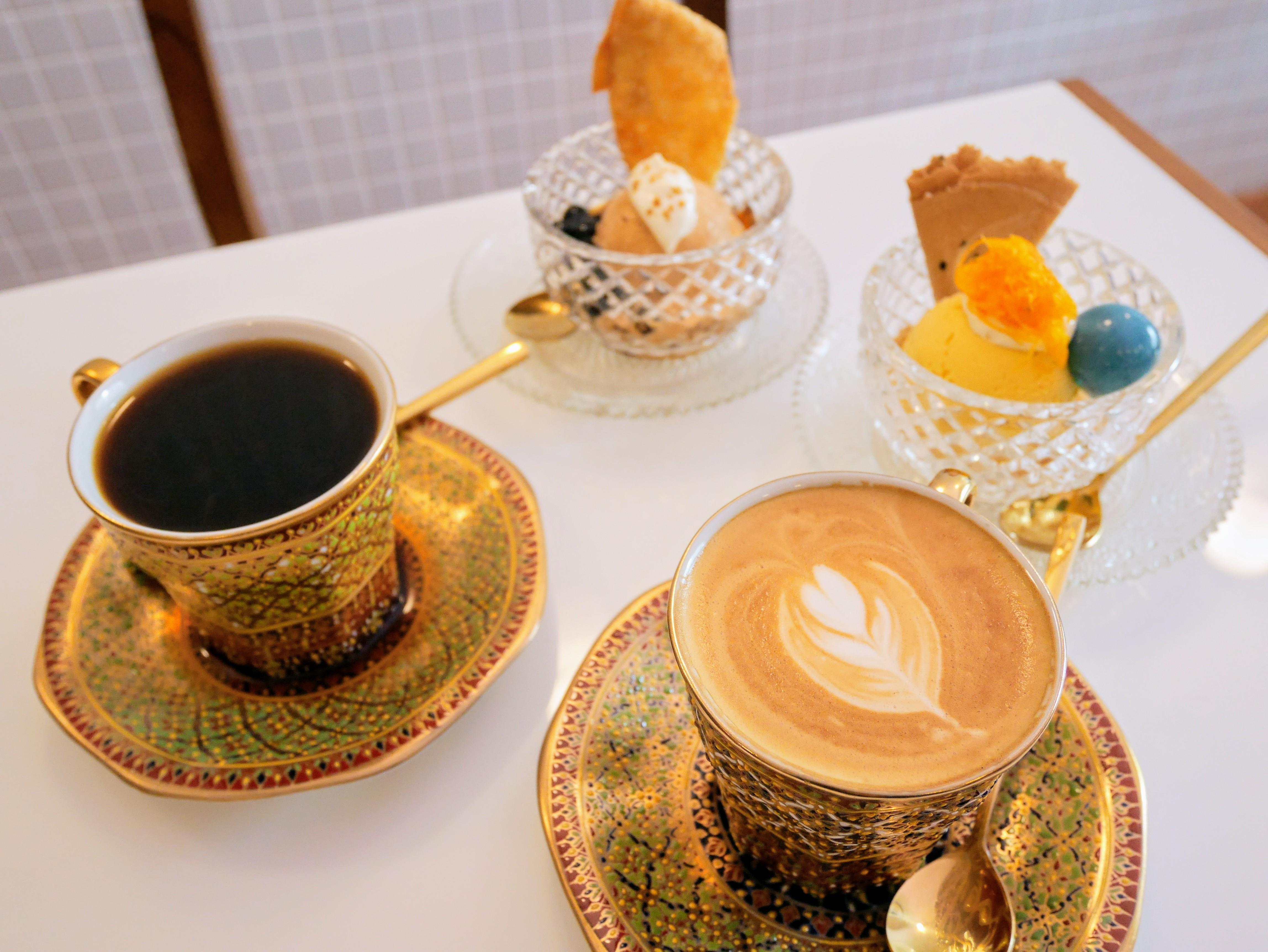 【オープンしたばかり!タイのアイスクリームショップ】Onedee Cafe(ワンディーカフェ)@アーリー