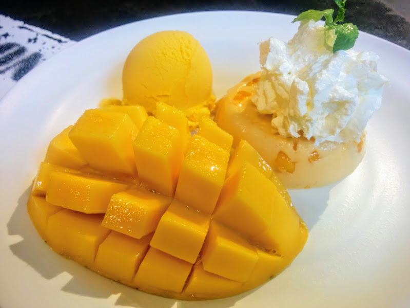 バンコクの美味しいマンゴーデザートの店3選