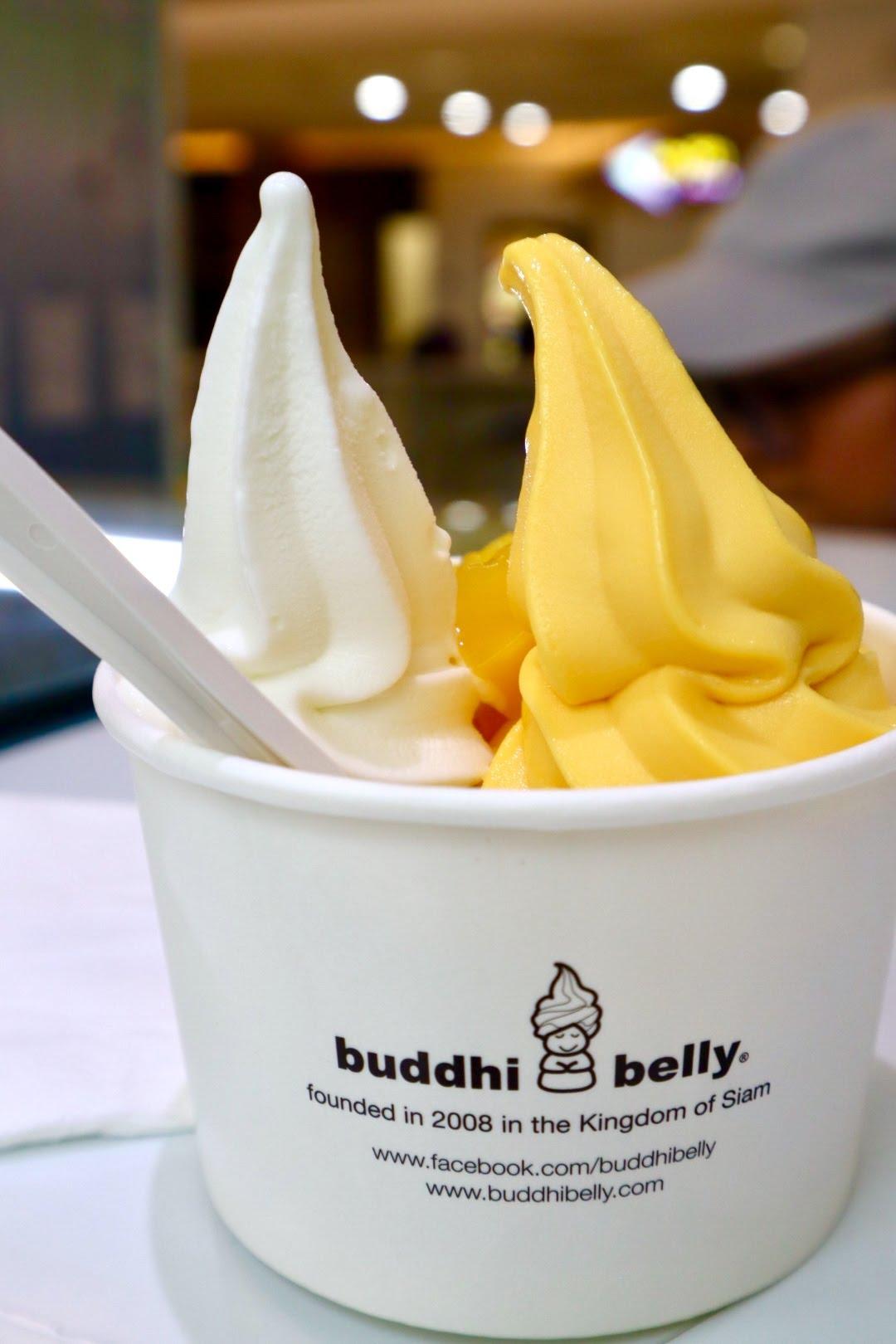 Buddhi belly(ブッディベリー)はアイスクリームよりヘルシー!