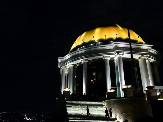 バンコクの夜景が美しいルーフトップバー3選