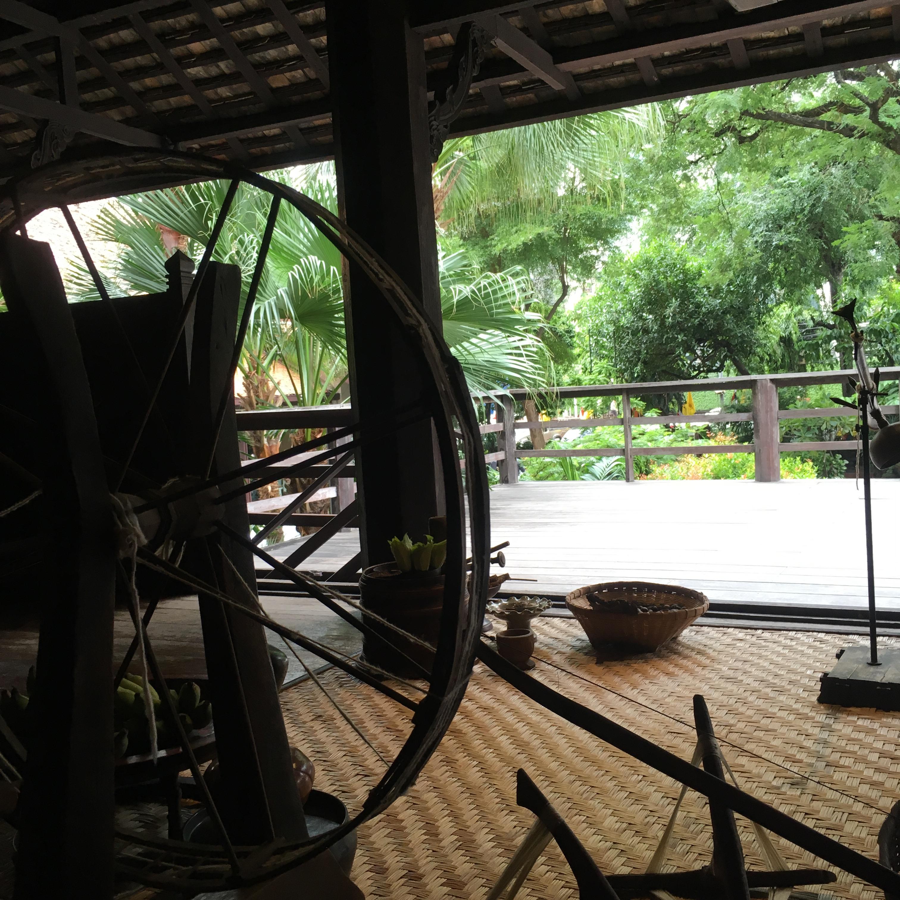 【カムティエンハウス】アソーク徒歩3分でタイ伝統文化を学ぶ