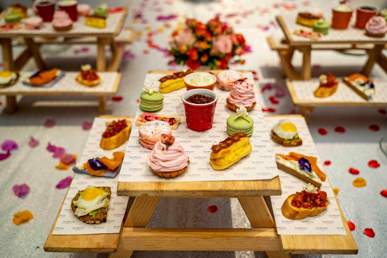 10月1日から2か月限定!ウェスティン・バンコクのハイティー「Garden Blossoms High Tea」