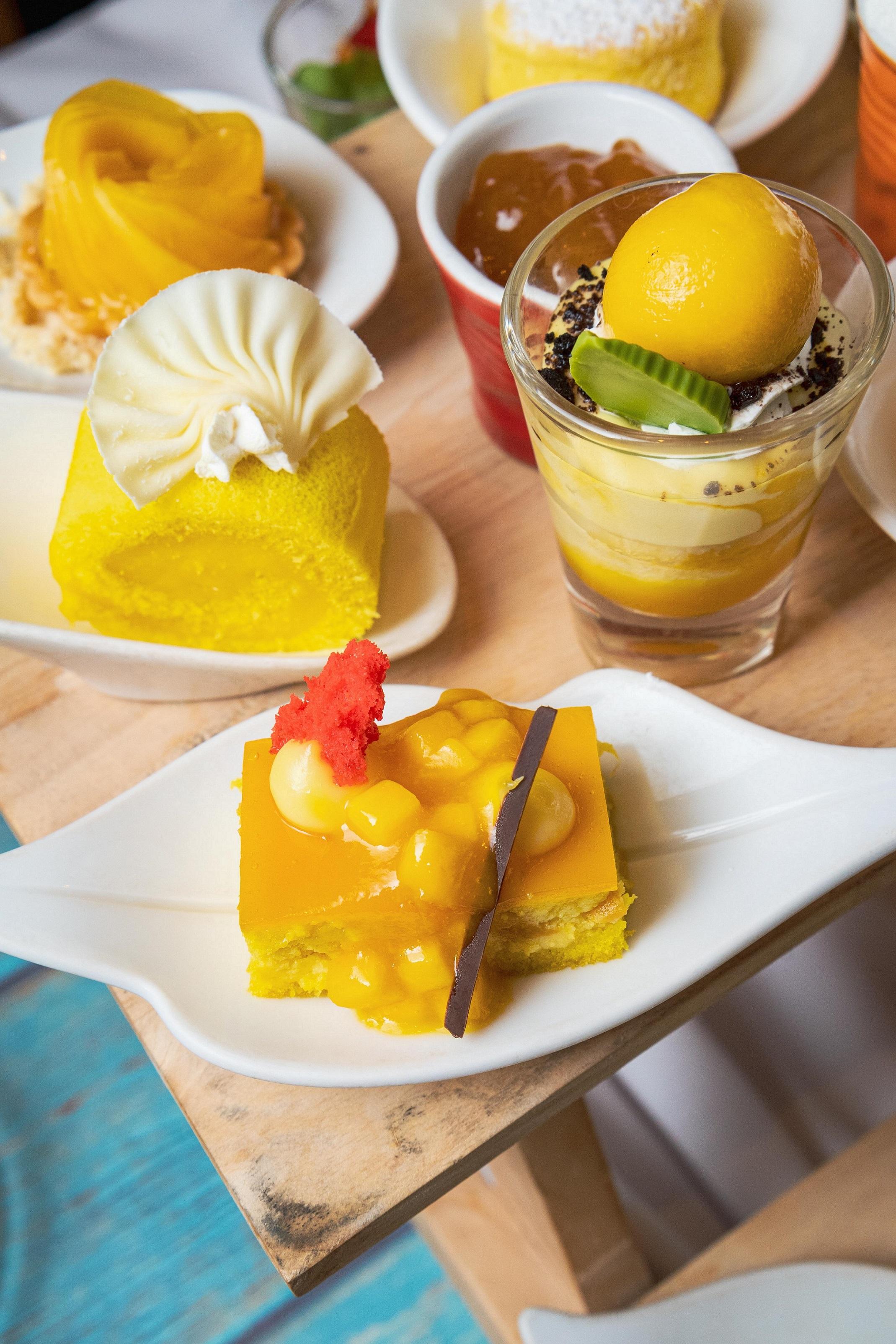 mango misu